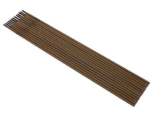 TOOLLAND TW95032 Rutil - Elettrodi rivestiti, 3,2 mm x 350 mm, 14 pezzi, 175074