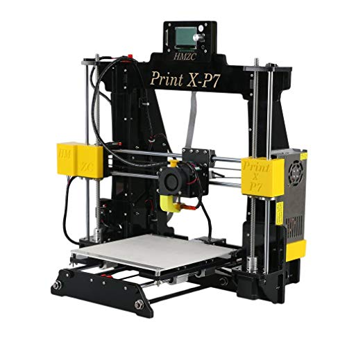 A-Star 3D Printer X-P7 Home Use High Precision Multifunctional Upgraded Version - black