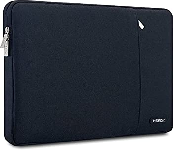 HSEOK 15.6-Inch Laptop Case Sleeve Environmental-Friendly Spill-Resistant Case for 15.4-Inch MacBook Pro 2012 A1286 MacBook Pro Retina 2012-2015 A1398 and Most 15.6-Inch Laptop Black