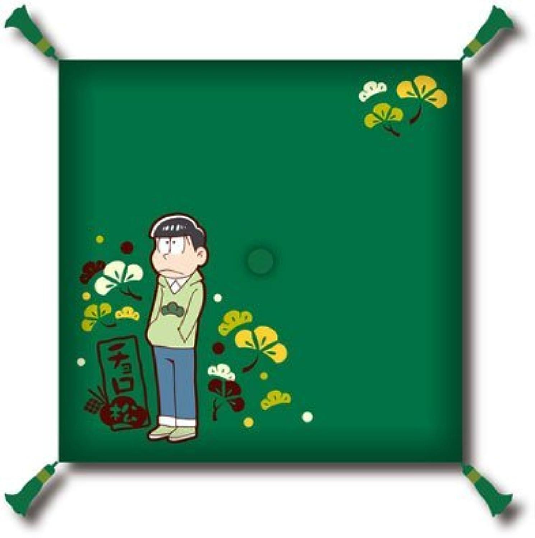 Osomatsu's Chgold pine fluffy cushion 2