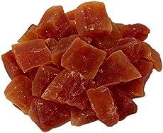 NUTS U.S. - Unsulphured Dried Papaya Chunks, Low Sugar, No Color Added, NON-GMO, Gluten Free, Vegan Snacks (4 LBS)