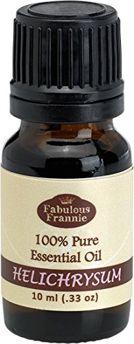 Helichrysum 100% Pure, Undiluted Essential Oil Therapeutic Grade - 10ml- Great For...