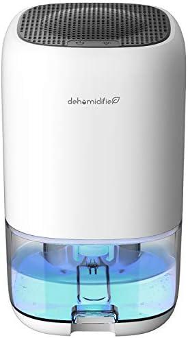 ALROCKET Dehumidifier 35oz 1000ml Small Dehumidifier for 2100 Cubic Feet 260 sq ft Portable product image