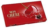 Ferrero Mon Chéri 4 pack de 157g avec 15 bouchées - (60 bouchées total) cadeau extraordinaire parfait pour anniversaire, réunions, Pâques, Noël etc. Importer à partir de l'Allemagne