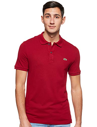 polo lacoste slim fit online