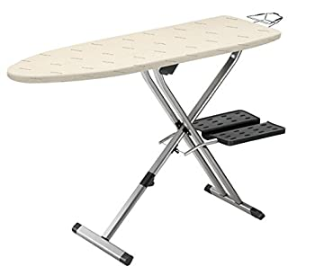 Rowenta IB9100 Pro Compact Professional Space Saving Folding, Ironing Boards