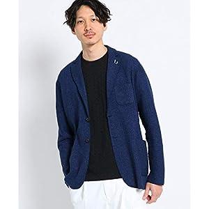 [ タケオキクチ ] カーディガン ホールガーメント・テーラードニットジャケット 07048061 メンズ ブルー(092) 04(LL)