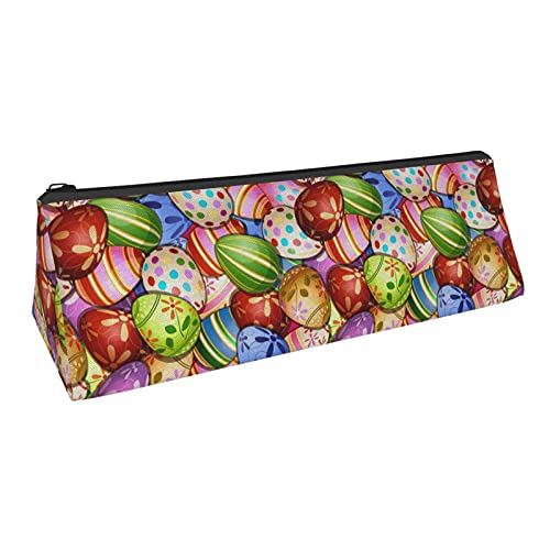 The Smurfs Large Pencil Case, Pencil Pouch, Big Capacity Pencil Pen Case 3D Printing Bag Stationery Box for School Student Boys Girls Adults and Office