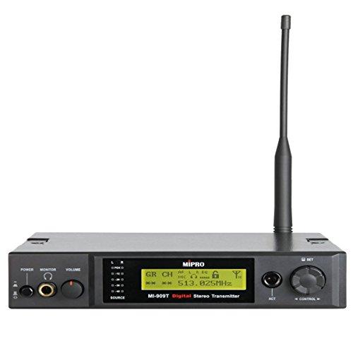 Mipro Transmisor digital estéreo MI-909T