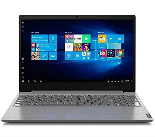 Lenovo 82C70005UK V15-ADA 15.6' FullHD Laptop - AMD Ryzen 5 3500U, 12GB DDR4, 512GB NVMe SSD, Integrated AMD Radeon RX Vega 8, WIFI 5 & Bluetooth 5, Windows 10 Pro – UK Keyboard Layout (Renewed)