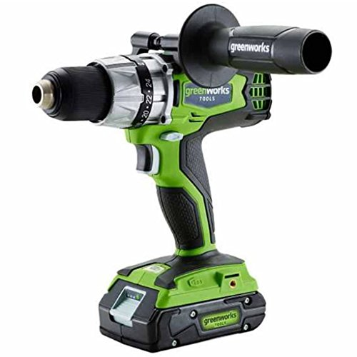 Greenworks Tools 673701607 Taladro Atornillador