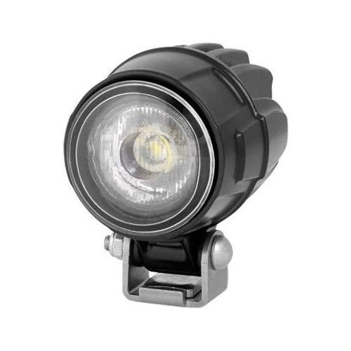 Hella 1G0 995 050-021 Arbeitsscheinwerfer - M50 - LED - 12V/24V - 700lm - geschraubt - stehend - weitreichende Ausleuchtung - Deutsch