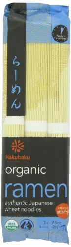 HAKUBAKU Ramen Noodles