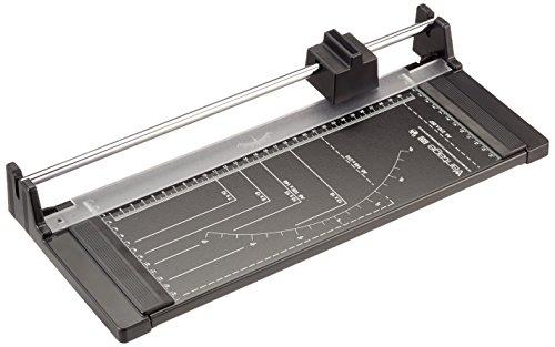 Dahle Bürotechnik Roll & Schnitt-Schneidemaschine Vantage 50, 190 x 420 mm, 320 mm, 5 Blatt