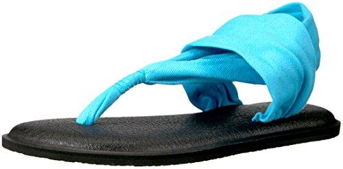 Sanuk Sandals - Sanuk Yoga Sling 2 Sandals - Aqua