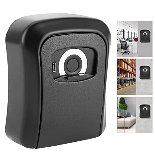 Caja de llaves, caja de almacenamiento de llaves autorizada remotamente para familias para almacenes para empresas