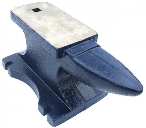 Schmiede-Amboss 45 kg Gusseisen Schmiedeamboss 1 Horn Schmied Schmiede Schmieden