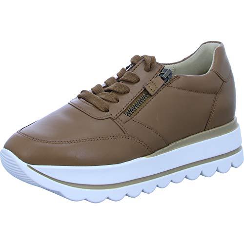 Gabor Zapatillas Jollys para mujer., color Marrón, talla 39 EU