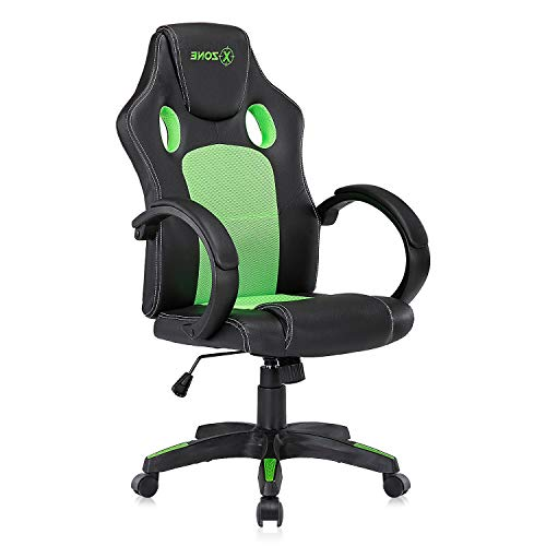 Seatingplus Video Gaming Chair, High Back Adjustable Racing Style Computer Office...