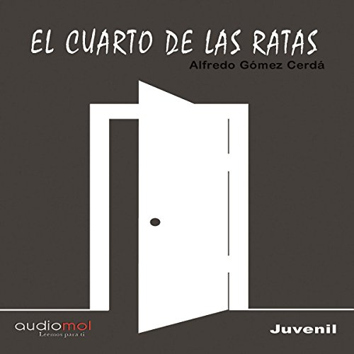 El cuarto de las ratas [The Rats' Room] audiobook cover art