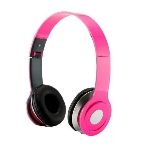 SoundStrike 3.5mm Foldable Headphone Headset for Dj...
