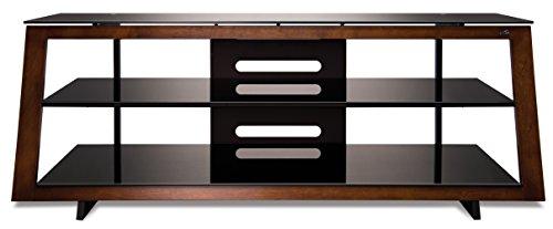 """Bell'O AVSC4260 60"""" TV Stand for TVs up to 65"""", Medium Espresso"""