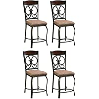 4-Count Signature Design by Ashley Glambrey Counter Barstool
