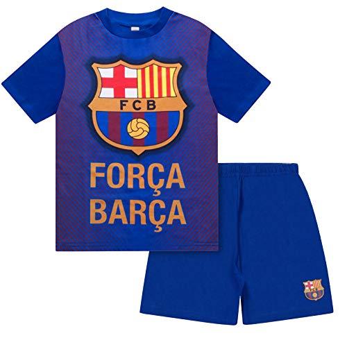 FC Barcelona - Pijama corto para niño - Producto oficial