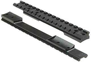 Nightforce One-Piece Remington 700 Short Action Steel Bases w/ 20 MOA
