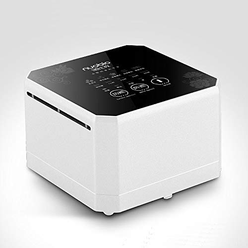 Best Price! XSWY Nobico Negative Ion Generator Air Purifier for Home with True HEPA Filter Desktop M...