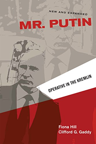 Mr. Putin: Operative in the Kremlin (Geopolitics in the 21st Century) (English Edition)