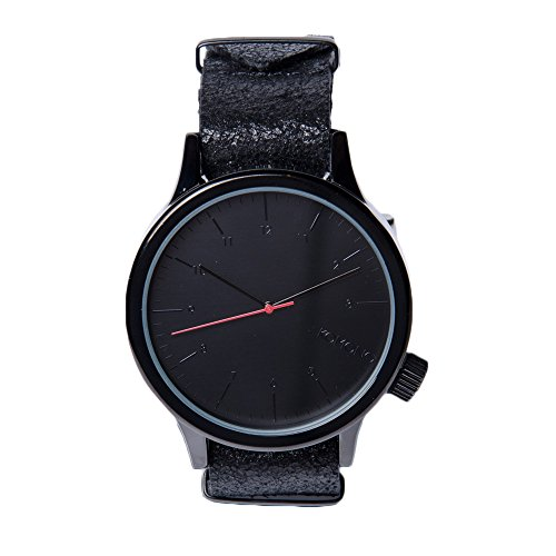 Komono Magnus Vintage Black Watch