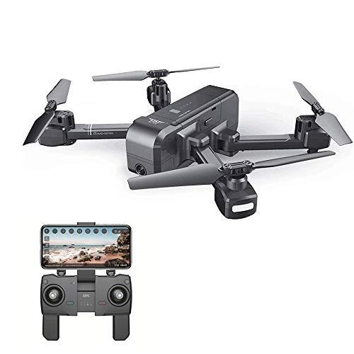 SJRC Z5 5G Wifi FPV con cámara 1080P doble GPS de seguimiento dinámico RC Drone Quadcopter Negro
