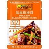Lee Kum Kee Sauce for Black Pepper Chicken, 2.1 Oz (Pack of 4)