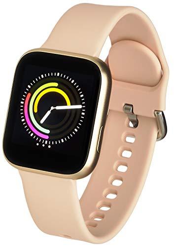 Garett Frauen Eva Smartwatch, Gold