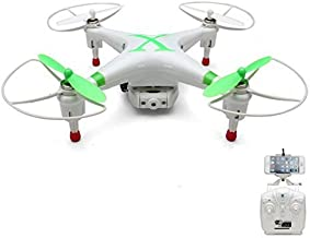 IRISMARU Cheerson CX-30W WiFi Controlled RC Quadcopter with Transmitter RTF (Color Random)