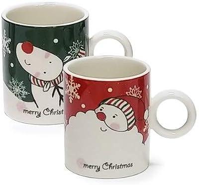 クリスマスマグカップ 2個セット