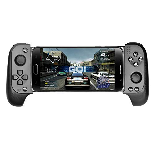 Yhgj Stretch Wireless Gamepad Left And Right Apple Android Phone Telescopic Bluetooth Handle Eat Chicken Artifact
