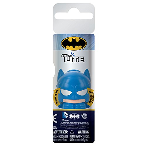 Marvel–40503–Batman, Mini LED Linterna como Micro de Soft Figura , color/modelo surtido