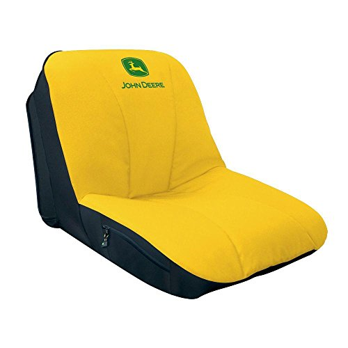 John Deere Gator and riding mower deluxe seat cover (Large) -  Classic Accessories, LP92634