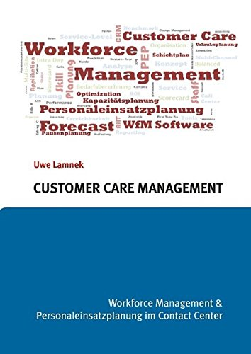 Customer Care Management: Workforce Management & Personaleinsatzplanung im Contact Center