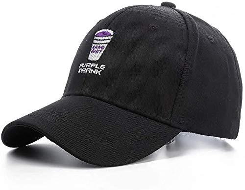 Jiushilun Sombreros Gorra de béisbol Gorra de Beber Morada Gorra de béisbol...