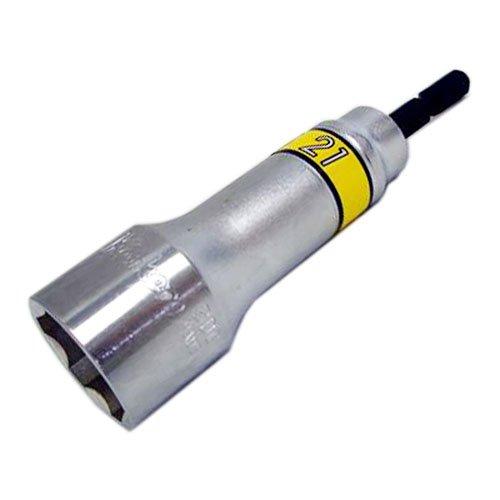 コーケン 電動・インパクトドリル用 サーフェイスリードソケット 21mm BD014N-21SF (金属・金工)
