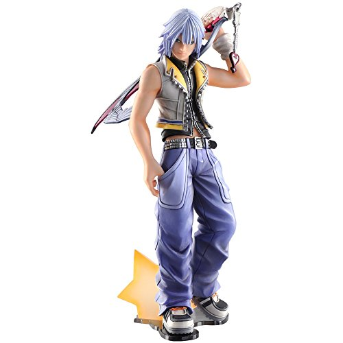 Kingdom Hearts II Static Arts GALLERY - Riku - Not Machine Specific