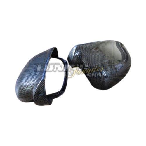 Spiegelkappen Spiegel Carbon Look Spiegelgehäuse