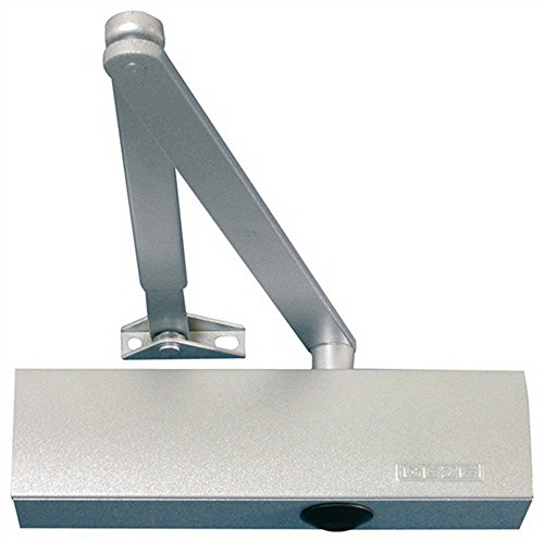 Türschließer TS 2000 V BC für Größe 2/4/5 weiß RAL 9016 mit Öffnungsdämpfung