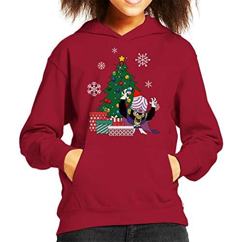 Cloud City 7 Mojo JoJo Around The Christmas Tree Kid's Hooded Sweatshirt