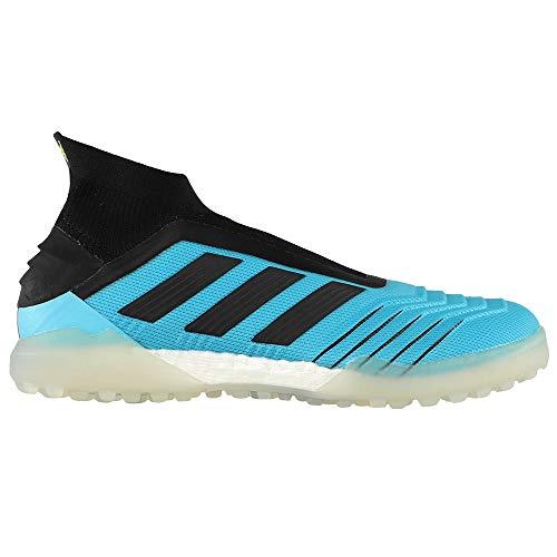 adidas Predator 19+ Turf Soccer Casual Cleats (Men's), Blue,...