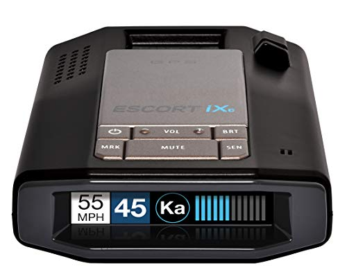 Best Price Escort IXC Laser Radar Detector - Extended Range, WiFi Connected Car Compatible, Auto Lea...