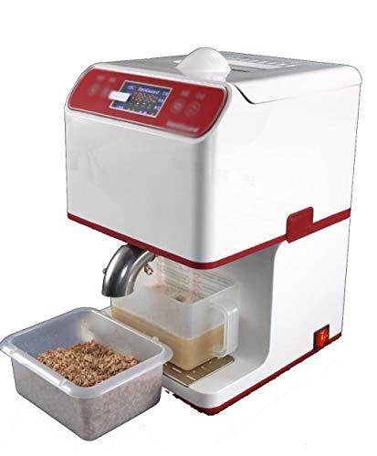 Intelligente automatische Produktion von multifunktionalen Rohöls for Edelstahl-Kaltpresse Heißextrudieren Öl Maschine for den Haushalt kleinen Öl Maschine zur Verarbeitung von Lebensmitteln 500W 220V